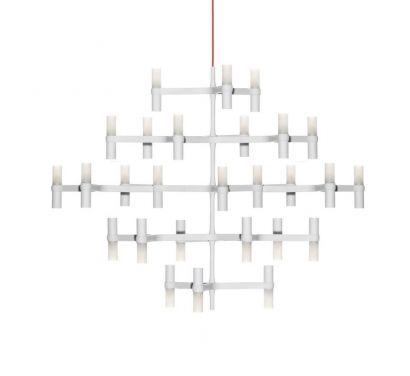 Crown Major White - Pendant Lamp