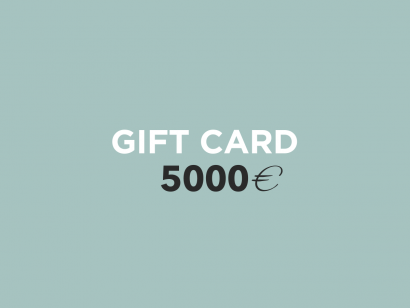 Gift Card 5000