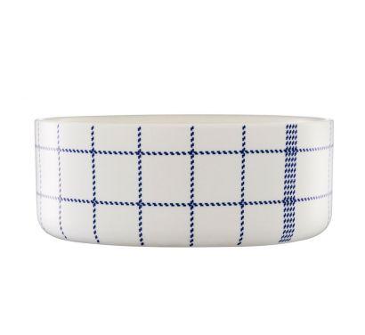 Mormor Blue Bowl Large Ø 23 cm - H. 9 cm