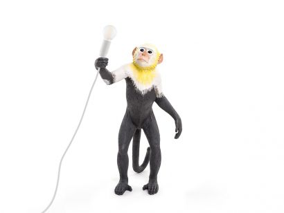 Monkey Lamp Standing Indoor Limited Edition