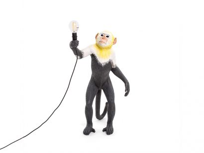 Monkey Lamp Standing Outdoor Limited Edition