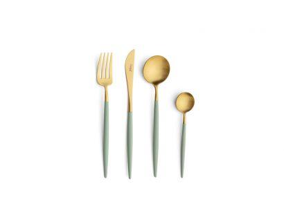 Goa Celadon Gold Cutlery