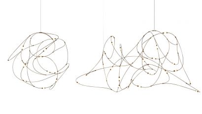 Flock Of Light Suspension Lamp Collection