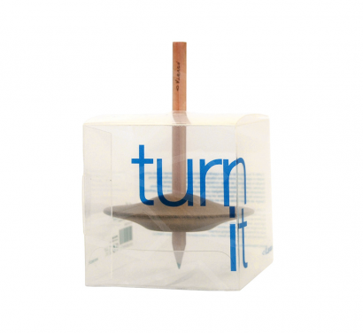 Turn it Spinning Top Pencil
