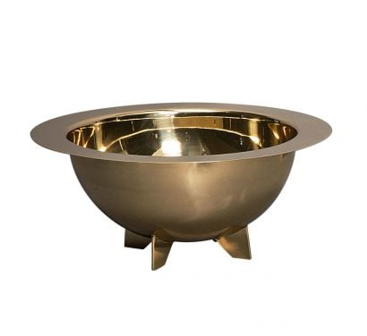 Cosmic Diner Lunar Salad Bowl