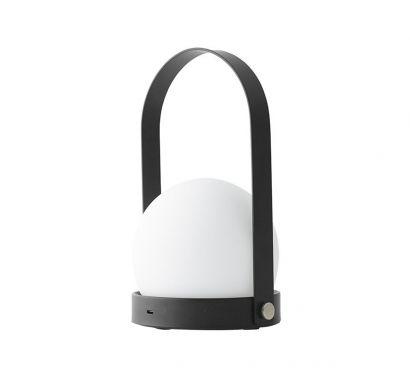 Carrie LED Table Lamp - Black