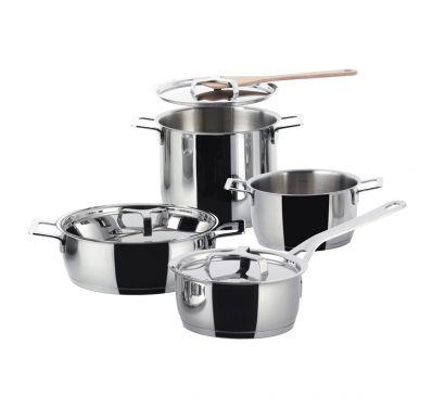 Pots & Pans Set of 7 pcs