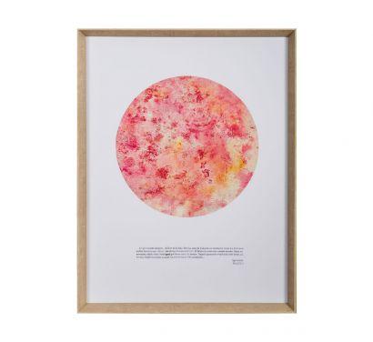 Esfera Roja 70x90
