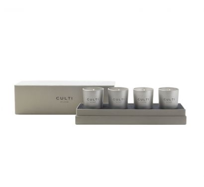 Candle Gift Set of 4 pcs 65 gr