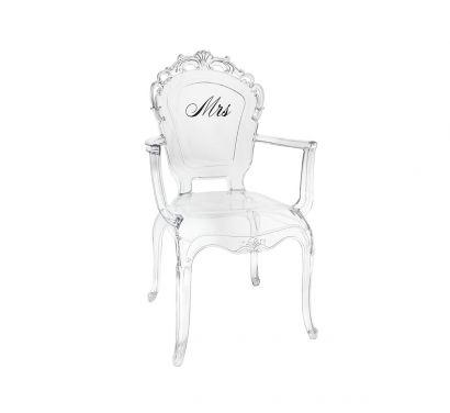 Baroque & Rock Armchair 4.0 Mrs
