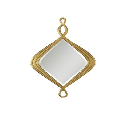 Pirouette Wall Mirror
