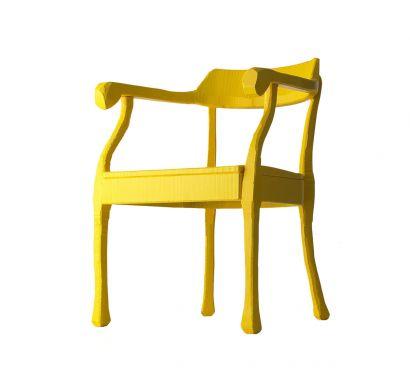 Raw Lounge Chair