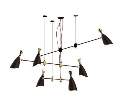 Duke 6 Suspension Lamp