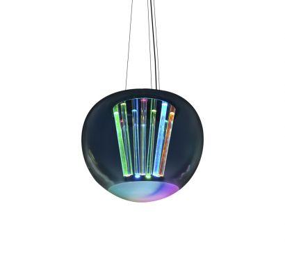 Spectral Light Suspension Lamp