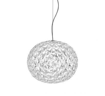 Planet Suspension Lamp - Crystal