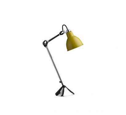 N°205 Chrome Table Lamp