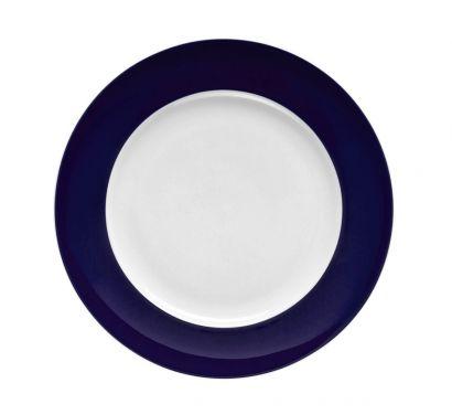 Sunny Day Cobalt Blue Assiette Ø 22 cm
