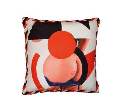 Butt Pillow Art 0006 Pillow
