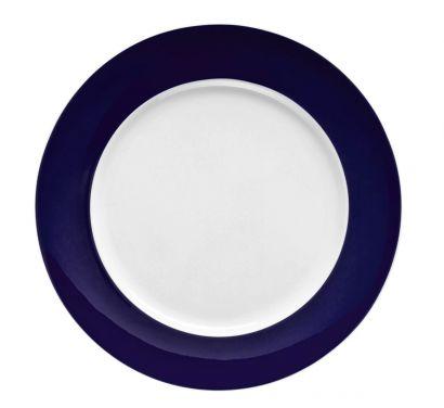 Sunny Day Cobalt Blue Assiette Ø 27 cm