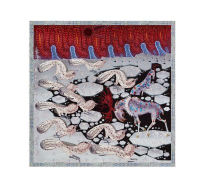 Polar Byzantine Chapter 3 Rug