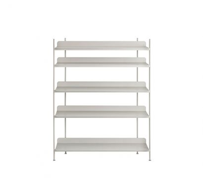 Compile Shelving System Configuration 3 Grey