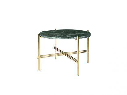 TS Table Brass Frame Medium