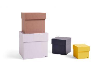 Box Set of 4 Boxes - Lavender