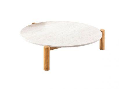 535 Table à Plateau Interchangeable Outdoor Table Basse