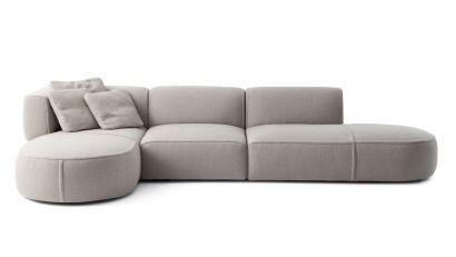 553 Bowy Sofa Cassina by Patricia Urquiola
