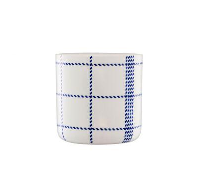 Mormor Blue Cup Ø 9 cm - H. 9 cm