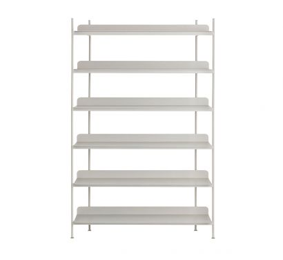 Compile Shelving System Configuration 4