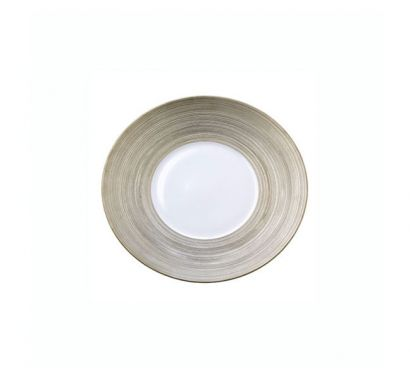 Hémisphère Platinum Assiette a Pain Ø 16 cm