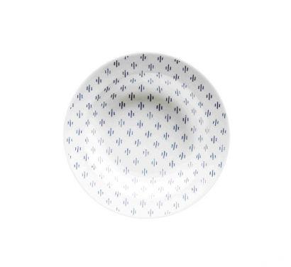 Shabbychic Piatto Fondo Tratti Ø 23 cm