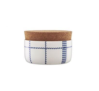 Mormor Blue Sugar Bowl Ø 10 cm - H. 7 cm