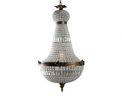 Lustre Montgolfiere Suspension Lamp