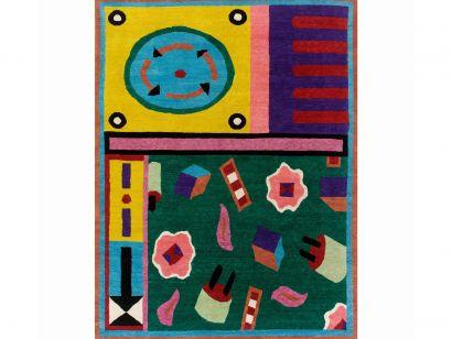 NDP28 Wool Carpet