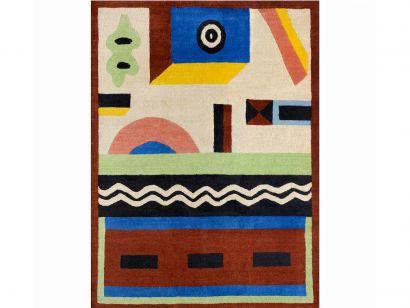 NDP46 Wool Carpet