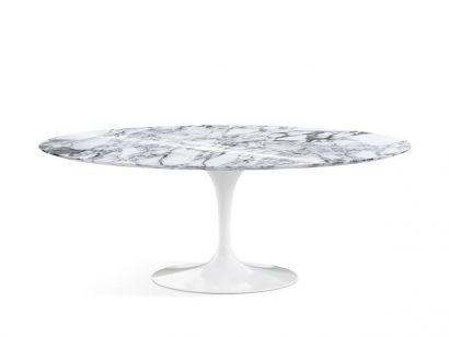 Saarinen Oval Table Knoll by Eero Saarinen