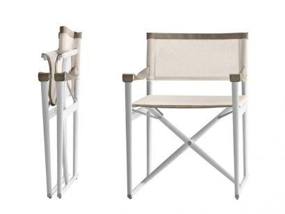 Mirto Outdoor Folding Armchair