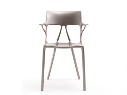Kartell A.I chair by Philippe Starck
