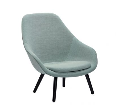 About a Lounge Chair High/Soft AAL92 Armchair