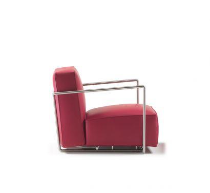 A.B.C. Armchair Extendable