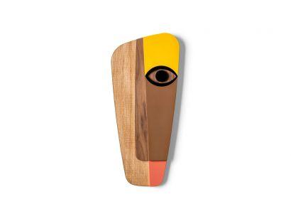 Abstrasso Mask #6 Masque Mural Medium