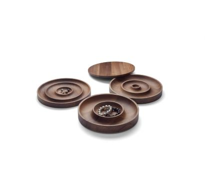 AC02 Wood Jewellery Case