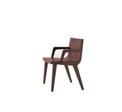 Acanto Leather Chair