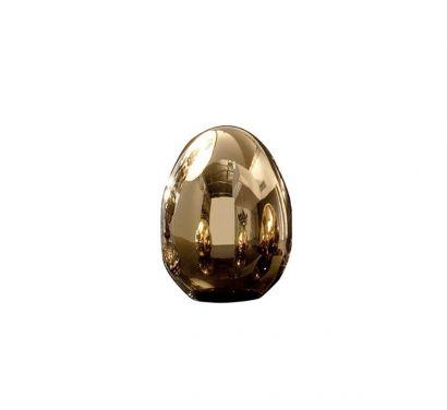 Ovo Object Decorative - Platinum H.30cm