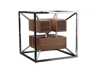AeroFrame Speaker