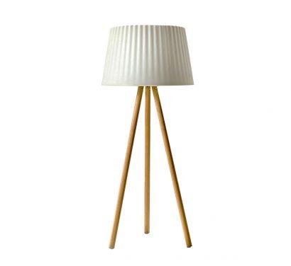 Agata Wood Lampada da Terra Outdoor  - IL 110