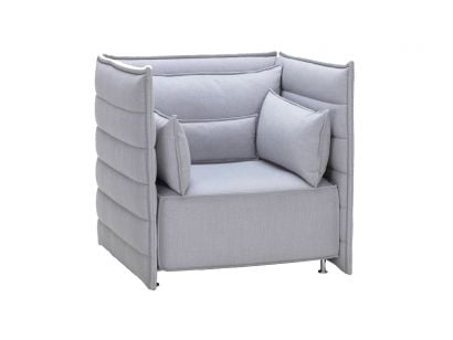 Alcove Plume Contract Armchair