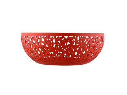 Alessi Cactus Fruit Holder Ø 29 cm - Red
